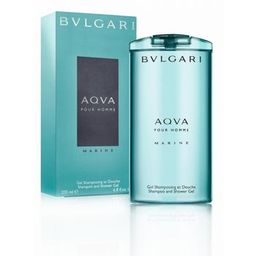 Мъжки душ гел BVLGARI Aqva Pour Homme Marine
