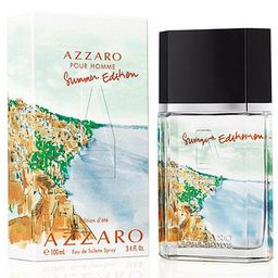 Мъжки парфюм AZZARO Pour Homme Summer Edition