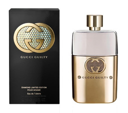 Мъжки парфюм GUCCI Guilty Diamond Pour Homme