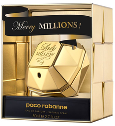Дамски парфюм PACO RABANNE Lady Million Merry Millions