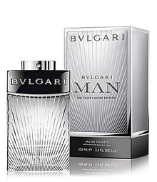 Мъжки парфюм BVLGARI Man Silver Limited Edition