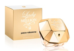 Дамски парфюм PACO RABANNE Lady Million Eau De Toilette