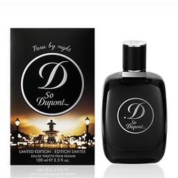 Мъжки парфюм S. T. DUPONT So Dupont Paris by Night Pour Homme