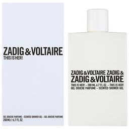 Дамски душ гел ZADIG & VOLTAIRE This is Her