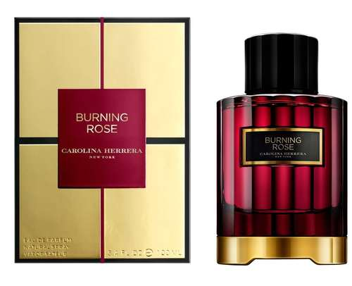 Унисекс парфюм CAROLINA HERRERA Burning Rose