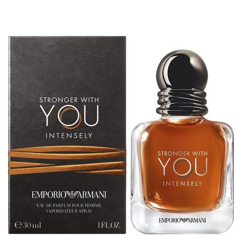 Мъжки парфюм EMPORIO ARMANI Stronger With You Intensely