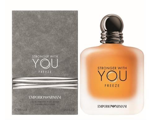 описание парфюма армани